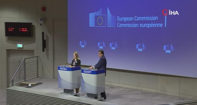 Avrupa Komisyonu'nda Türkiye'ye yaptırım tartışması