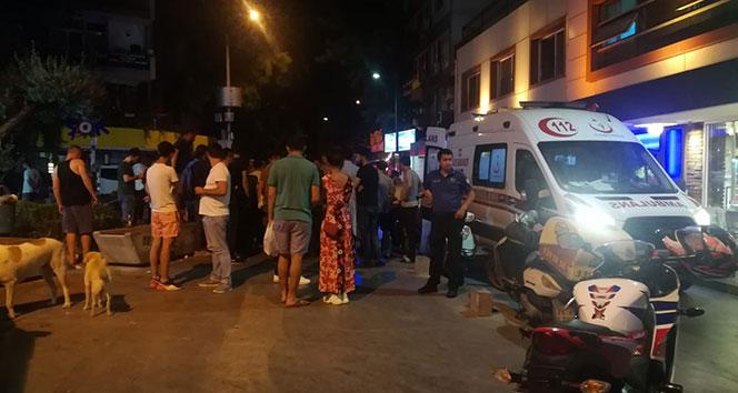 İzmir'de döner bıçaklı kavga: 3 yaralı