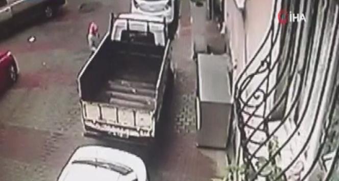 Kağıthane'de trajikomik hırsızlık