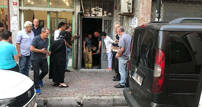 Şişli'de asansör boşluğuna düşen kadın yaralandı