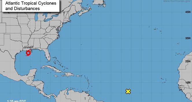 ABD'yi Barry fırtınasının vurması bekleniyor