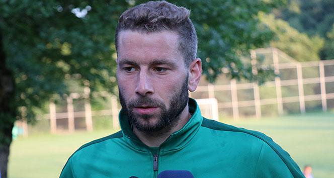 """Skubic: """"Hedefimiz Konyaspor'u yeniden Avrupa'da temsil etmek"""""""