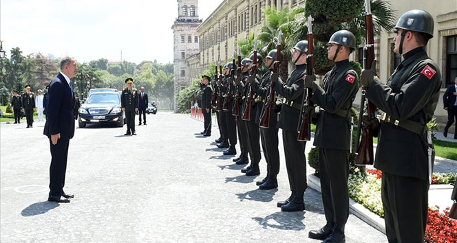 36'ncı Kara Kuvvetleri Komutanı Orgeneral Bayar son yolculuğuna uğurlandı