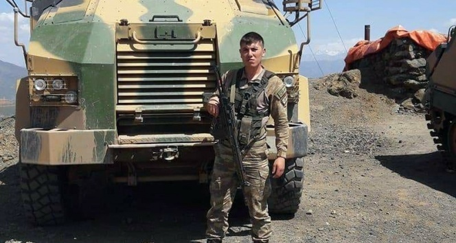 Şehit ateşi Ordu'ya düştü | Uzman Çavuş Salih Altuntaş