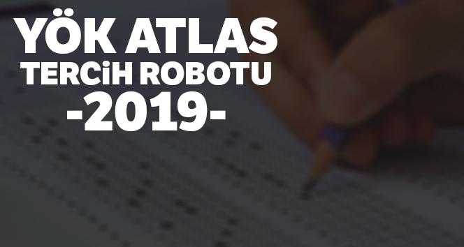 YÖK Atlas tercih robotu 2019| YÖK Atlas YKS lisans tercih robotu nasıl kullanılır? İşte Burada !