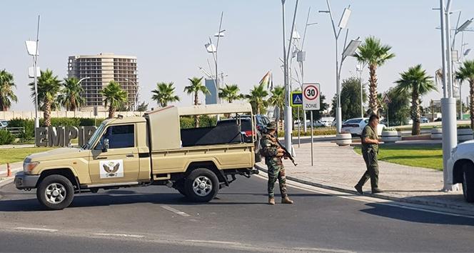 Irak Dışişleri Bakanlığı Erbil saldırısını kınadı