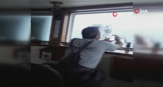 Nijerya'dan kaçırılan Türk gemisiyle ilgili açıklama