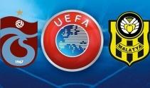 Temsilcilerimizin rakipleri belli oldu| Trabzonspor Yeni Malatyaspor rakipleri kim oldu !
