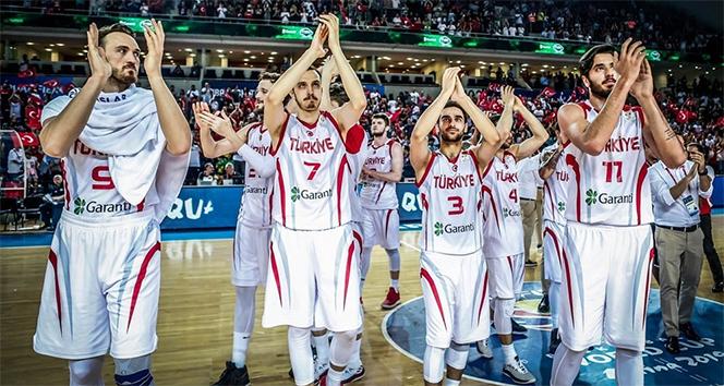 12 Dev Adam'ın EuroBasket 2021 Elemeleri'nde rakipleri belli oldu