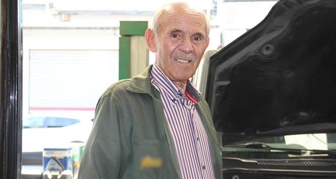 Emekli ikramiyesi ile işe başladı, şimdi 15 kişiye istihdam sağlıyor