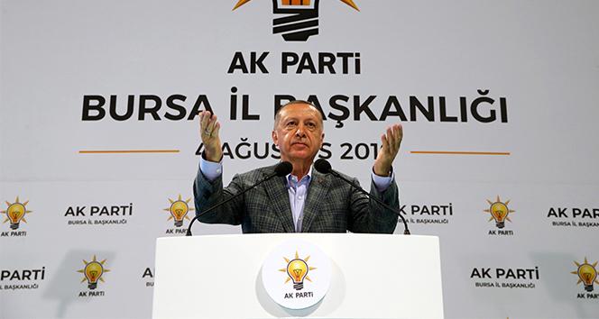 Cumhurbaşkanı Erdoğan: 'Piyasadaki canlanma ivme kazanacaktır'