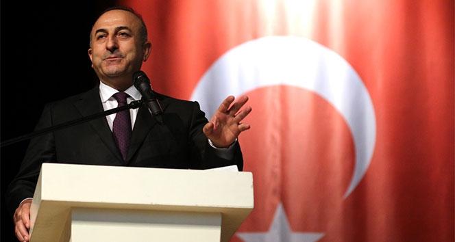 Dışişleri Bakanı Çavuşoğlu: 'Güvenli bölge mutabakatı iyi bir başlangıç'