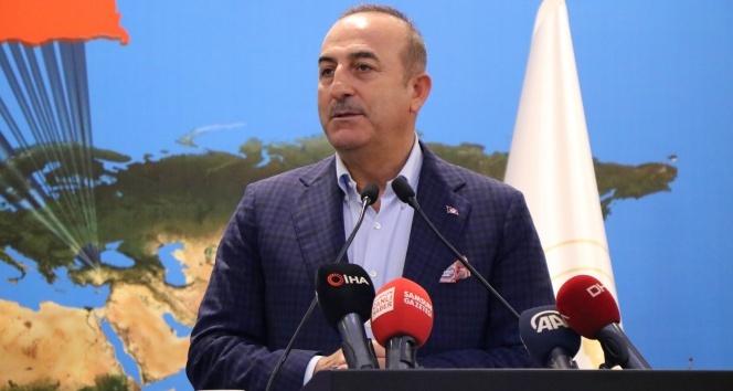 Bakan Çavuşoğlu: 'Güvenli bölge Münbiç gibi olmayacak'