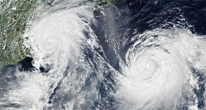 Tropik fırtına Japonya'ya yaklaşıyor