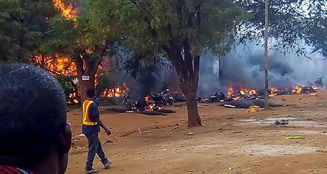 Tanzanya'da ölü sayısı 68'e çıktı