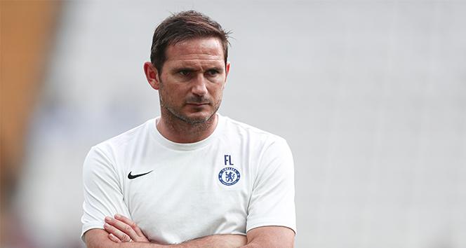 Frank Lampard: 'Kulüp için çok önemli bir maça çıkacağız'