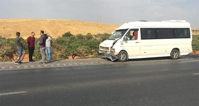 Gaziantep'te zincirleme trafik kazası: 7 yaralı