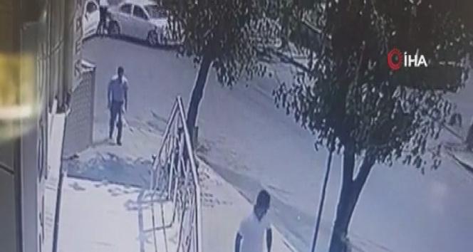 Bahçelievler'de ehliyetsiz sürücü dehşet saçtı