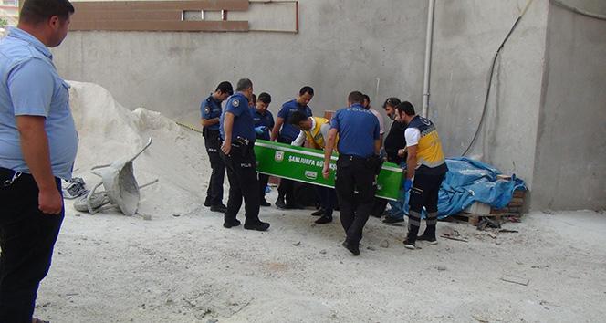 Dokuzuncu kattan düşen işçi öldü