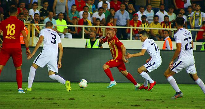Yeni Malatyaspor kazanmasına rağmen Avrupa'ya veda etti