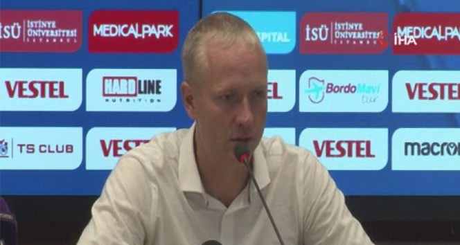Vaclav Jilek: 'Erken yediğimiz gol planlarımıza uymadı'
