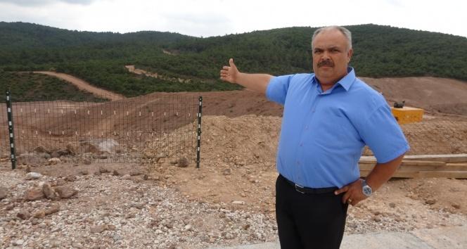 Kirazlı köylüleri isyan etti: 'Maden sahası geçim kaynağı, dokunmayın'