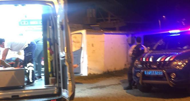 Zonguldak'ta kız isteme kavgasında kan döküldü