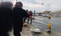 Esenler Otogarı'nda bayram dönüşü 'taksi' çilesi