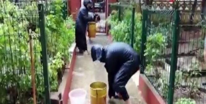 Anadolu Yakasında yağmur başladı