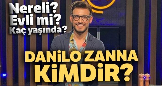 Danilo Zanna KİMDİR, kaç yaşında nereli? MasterChef jürisi Danilo Zanna evli mi?