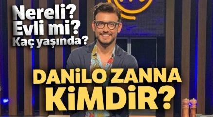 Danilo Zanna kimdir, kaç yaşında nereli? MasterChef jürisi Danilo Zanna evli mi?