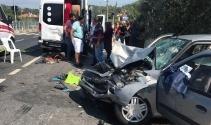 Muğla'da kaza: 1 ölü, 5 yaralı