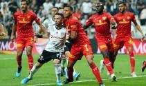 Beşiktaş Park'ta farklı galibiyet! Maç sonucu: Beşiktaş 3 - 0 Göztepe