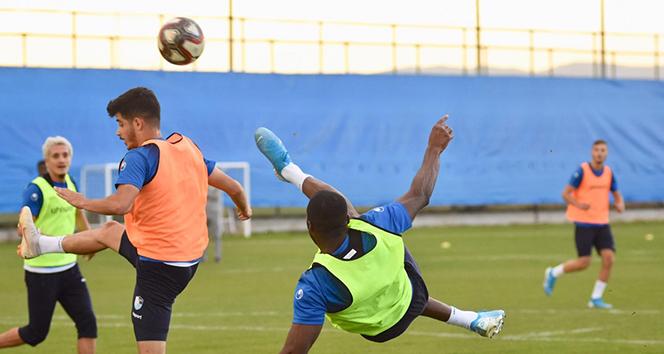 BB Erzurumspor, Boluspor karşısında galibiyet hedefliyor