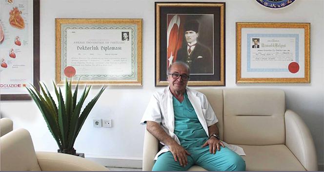 'Ameliyatsız varis tedavisi mümkün'