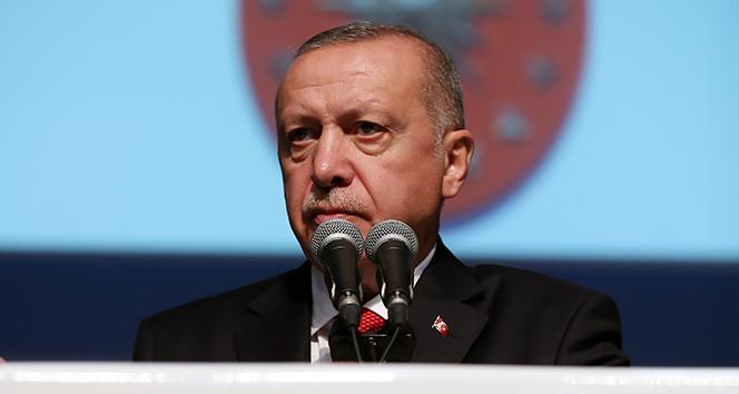 Cumhurbaşkanı Erdoğan: 'Benim faize alerjim var'