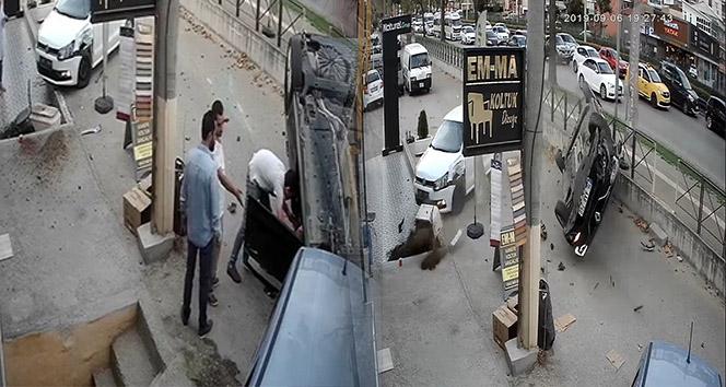 Bursa'da can pazarı kamerada