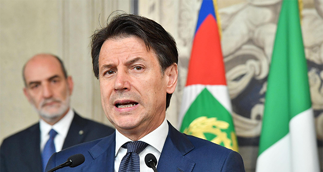 İtalya Başbakan'ı Conte'yi sevindiren gelişme