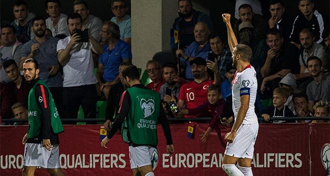 ÖZET İZLE: Moldova: 0-4 Türkiye Maç Özeti ve Golleri İzle | MOLDOVA TÜRKİYE  Kaç Kaç Bitti?