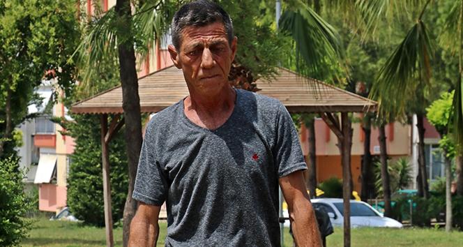 Oğlunun uçurumda bulunan cesedini 2 ay sonra teslim aldı