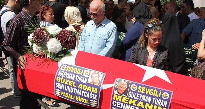 Usta oyuncu Süleyman Turan son yolculuğuna uğurlandı