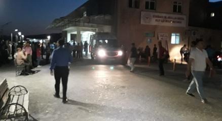 Diyarbakırın Kulp ilçesinde patlama: 4 şehit, 13 yaralı