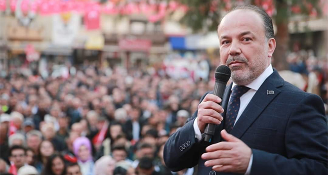 AK Parti Aydın Milletvekili Yavuz: 'Atatürk'ü CHP'den kurtarma zamanı geldi, geçiyor'