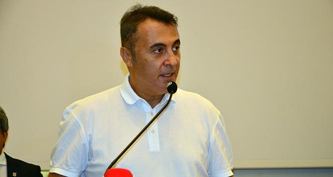 """Beşiktaş Başkanı Fikret Orman: """"Şerefinle oyna, hakkınla kazan"""" ile ilgili görsel sonucu"""