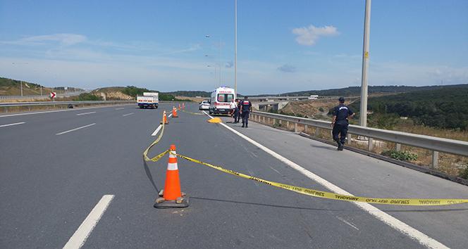Kuzey Çevre Otoyolu'nda feci kaza: 1 ölü