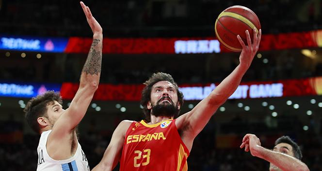 Dünya şampiyonu İspanya