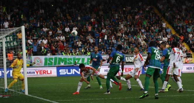 ÖZET İZLE: Rizespor 0-0 Göztepe Maç Özeti İzle | Rizespor Göztepe kaç kaç bitti?