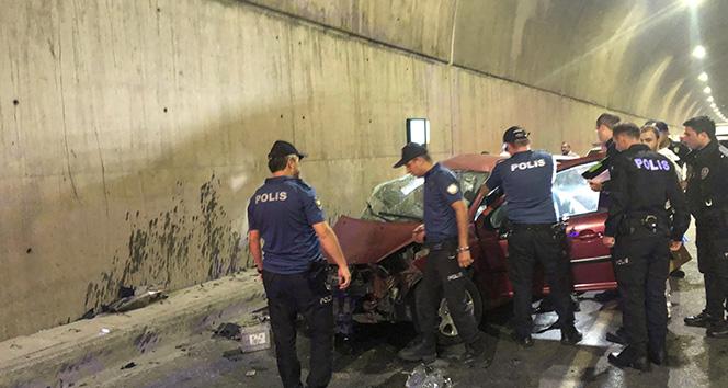Pendik'te feci kaza: 2 ölü 1 de yaralı var