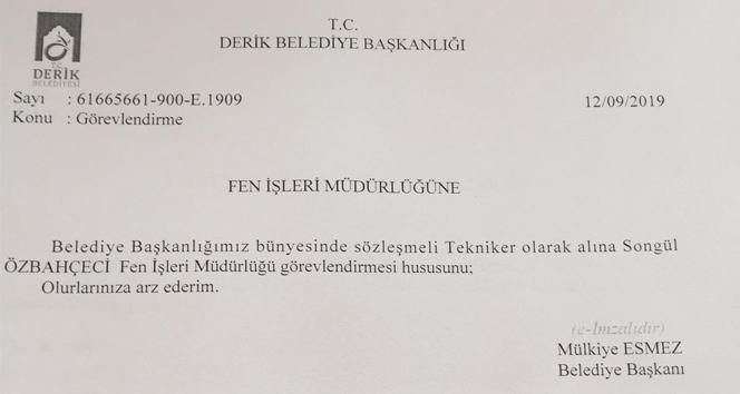 HDP'li belediye PKK'lıları işe alıyor!