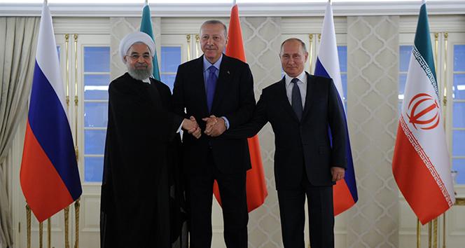 Türkiye-Rusya-İran Üçlü Liderler Zirvesi